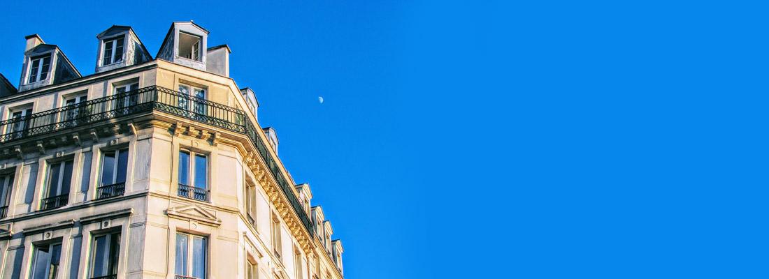 prix de l'immobilier à Paris
