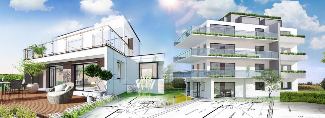 appartement neuf à Argenteuil,